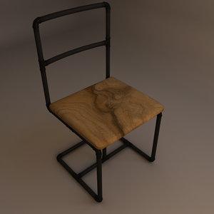 3D chair industrial