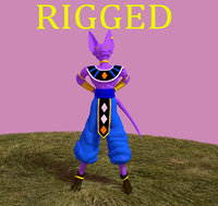 Lord Beerus rigged
