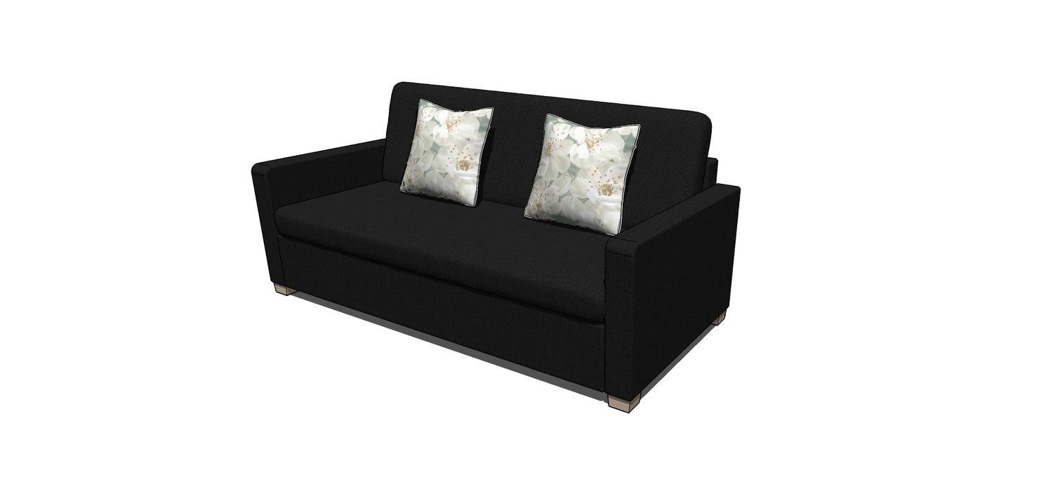 Ikea Solsta Sofa 3d Turbosquid 1226041