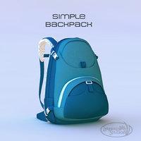 Simple Backpack