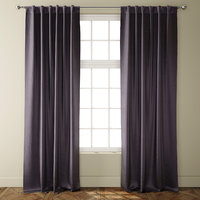 cotton luster velvet curtains 3D model