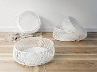 3D model broadband baskets