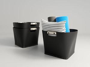 3D strand design bucket lug