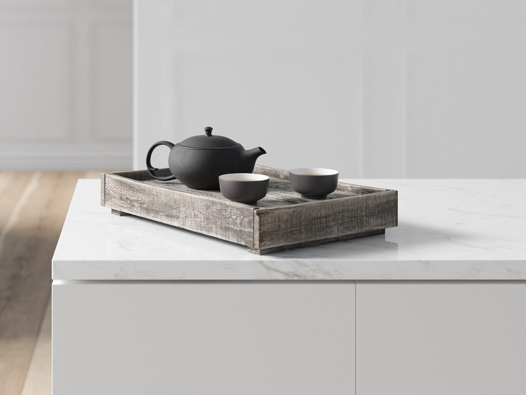 3D model azmaya teapot