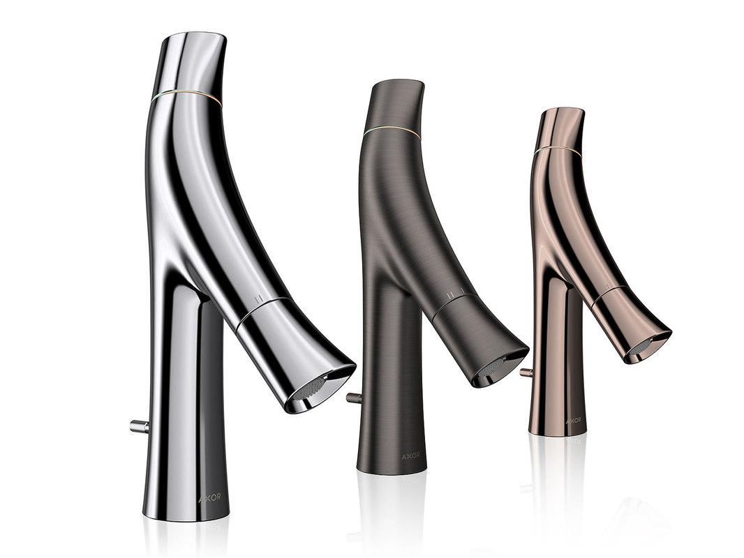 Free 3D axor starck organic tap - TurboSquid 1226112