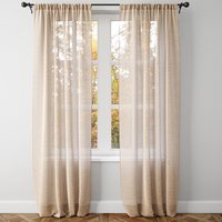 Belgian Linen Curtains