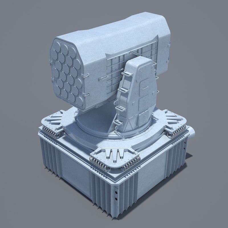 mk-49 3D model
