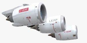 3D cfm leap engines lite
