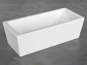 kaldawei conoduo bathtub 3D model