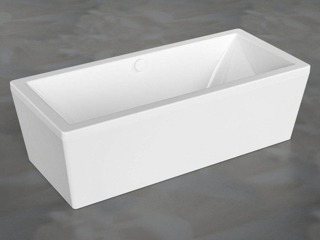 kaldawei conoduo bathtub 3D model