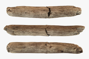 3D broken stick