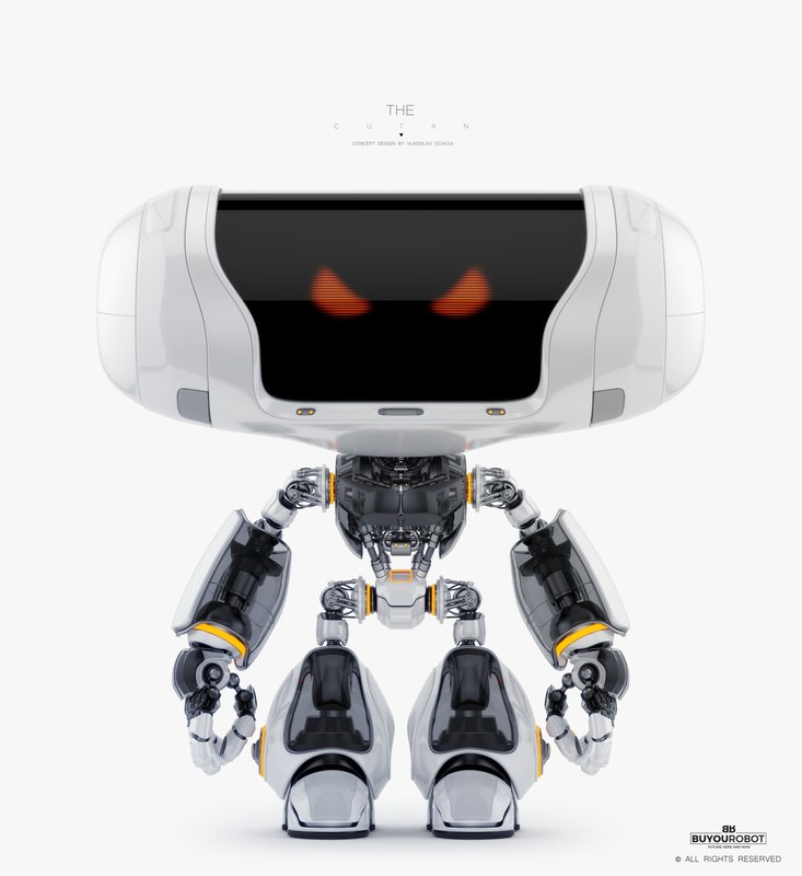 cute cutan 3D model