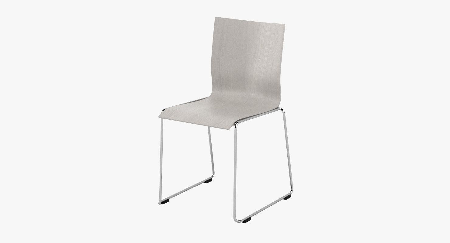 engelbrechts chairik chair 3D model