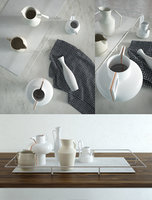 ceramic jug table set 3D model