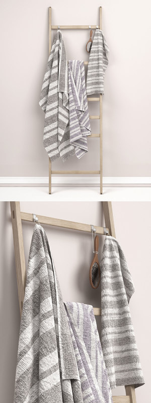 twentytwentyone nomad ladder hooks 3D model