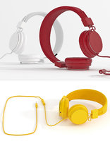 3D urbanears plattan headphones
