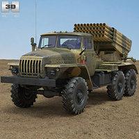 bm-21 grad bm model