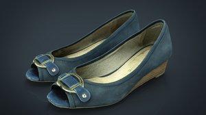womens shoes model