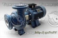 centrifugal pump model