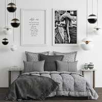 bedroom set 3D