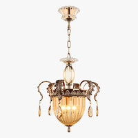 3D chandelier md 89350-3 osgona model