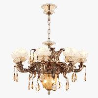 3D chandelier md 89350-8 2