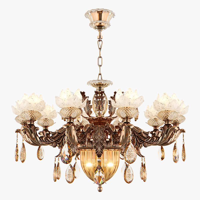 chandelier md 89350-10 2 3D
