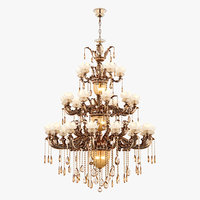 3D chandelier md 89350-37 osgona model
