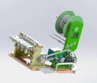 film laminated module model