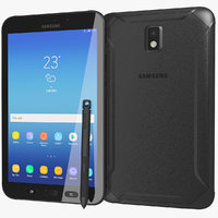 Samsung Galaxy Tab Active 2 with S Pen