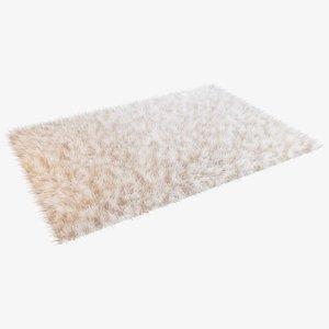 3D furry rug model