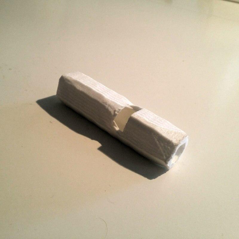 3D loud whistle