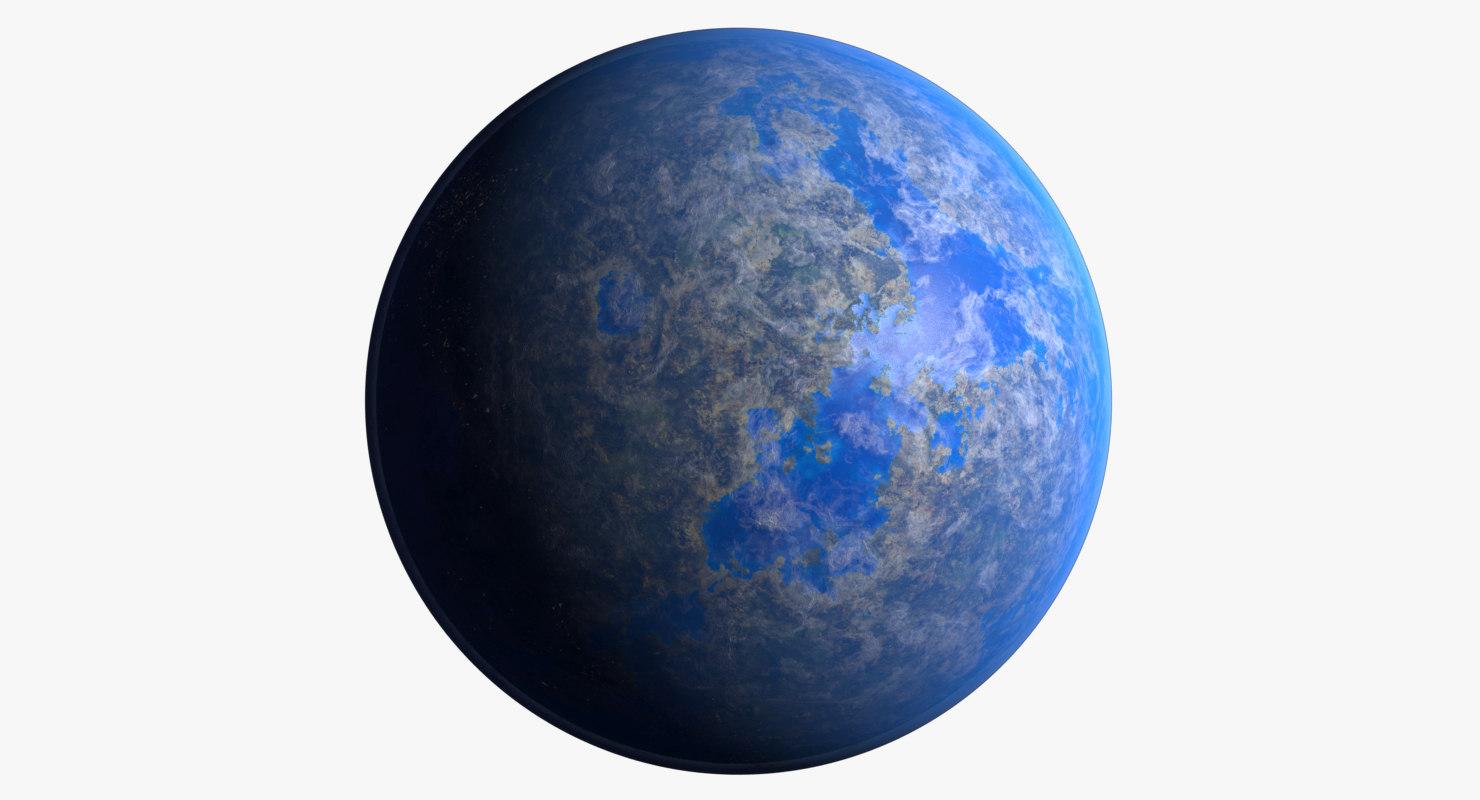 10 planet model