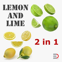 Lemon and Lime Collection