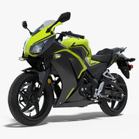 Lightweight Motorcycle Generic