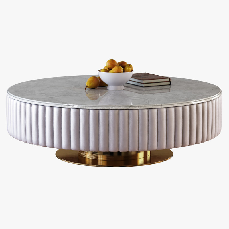 3D coffee table giove