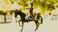 Toussaint LOUVERTURE General Governor of Saint Domingue