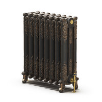 cast iron radiator 3D model