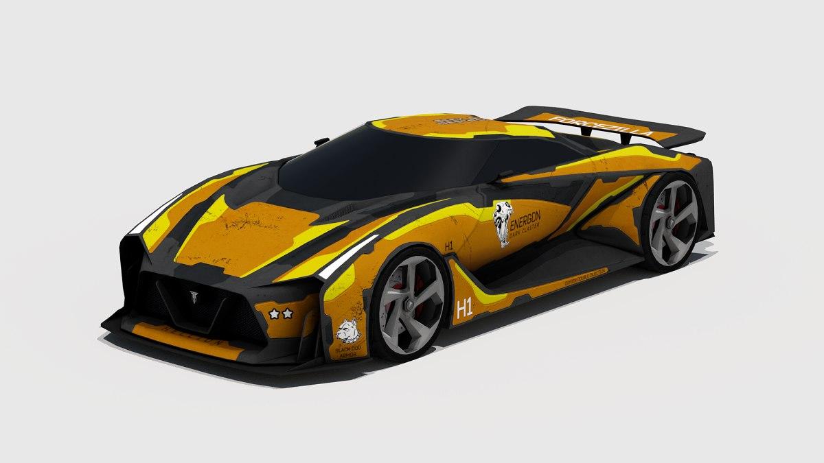 concept gtr 2020 model