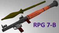 rpg 7 3D