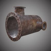 pipe rust model