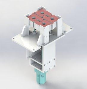 3D stack machine