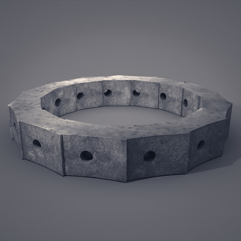 3D model sculpture renfe series