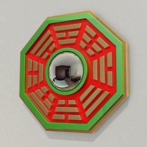 feng shui mirror 3D model