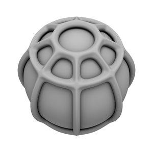 sphere globe ball model