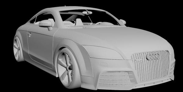 car 2012 3D model