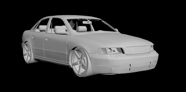 car 2012 3D