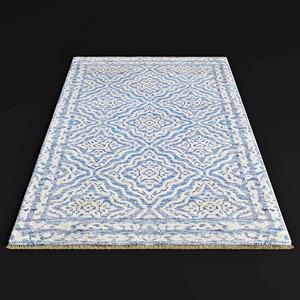3D model satarafg79 silk rug