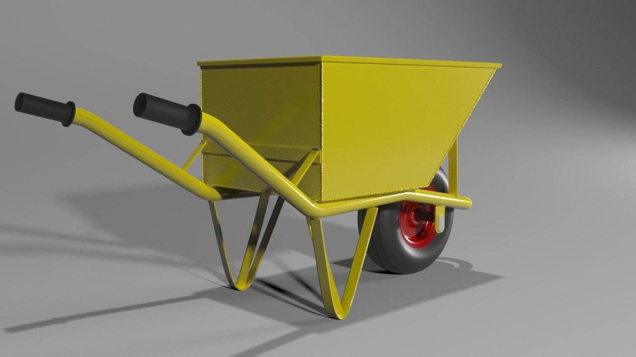 wheelbarrow model
