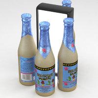 3D beer delirium tremens